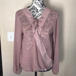 Mission women's blouse